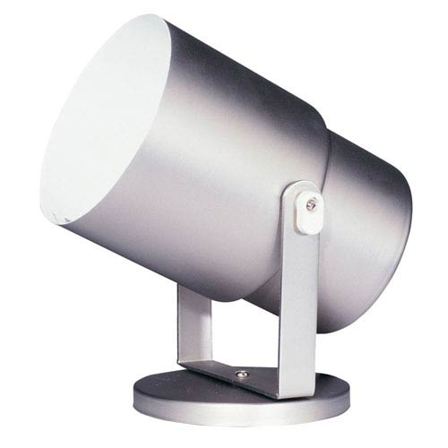 Utility Satin Chrome Wall Spot or Floor Pod