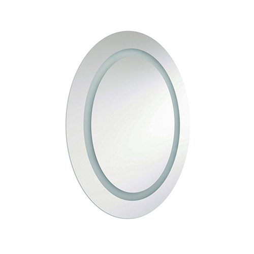 Silver 23-Inch LED Vanity Mirror