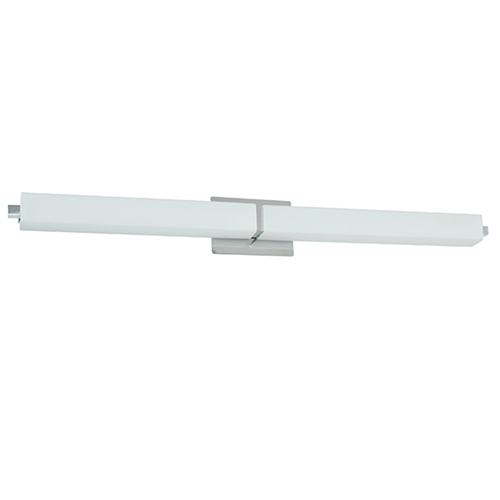 Dainolite White 39-Inch LED Vanity