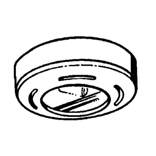 Black Xenon Mini Pot Light with Bulb