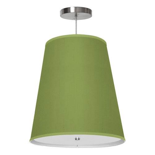 Zak Silk Verde 13-Inch One-Light Pendant