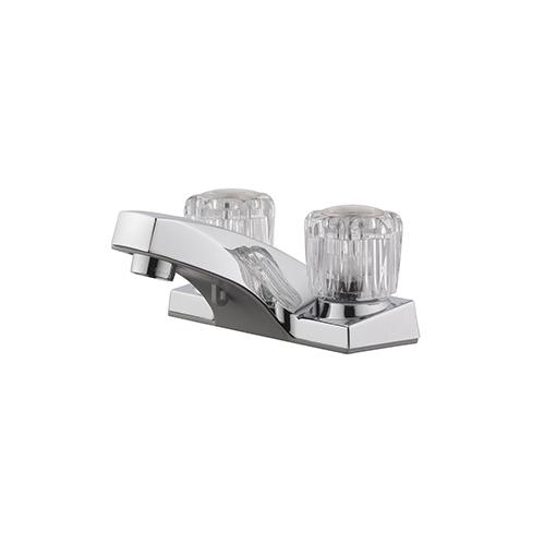 Millbridge 4-Inch Centerset Bath Faucet, Polished Chrome