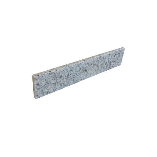 Granite 22-Inch Side Splash, Kashmir White