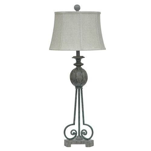 Crestview Collection Strive Table Lamp
