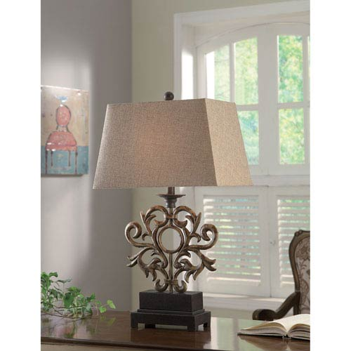 Crestview Collection Addison Table Lamp