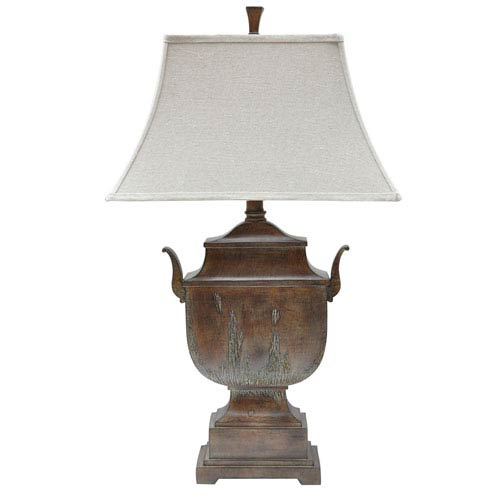 Crestview Collection Seville Urn Table Lamp