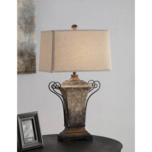 Crestview Collection Tuscana Table Lamp