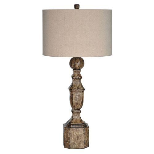 Crestview Collection Arbors Collum Table Lamp