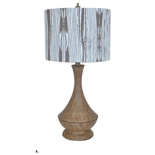 Crestview Collection Wilinson Table Lamp