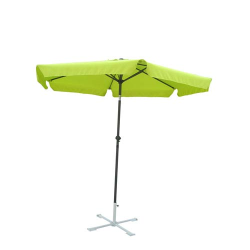 Outdoor 8 Foot Aluminum Umbrella