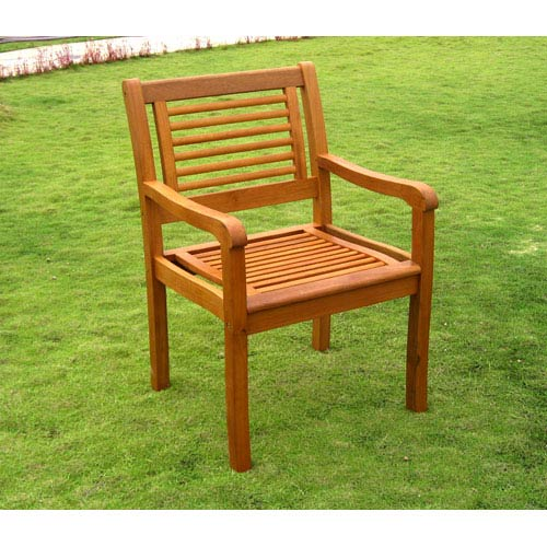 Royal Tahiti Bar Harbor Arm Chair- Set of Two