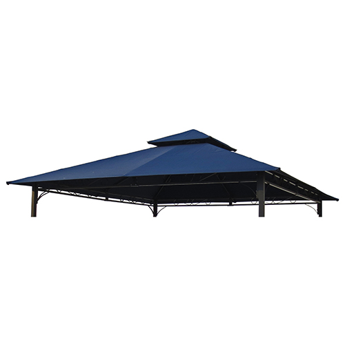 ST. Kitts Navy Replacement Canopy for 10 Foot Canopy Gazebo