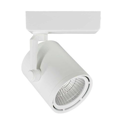 H-Type White Cob LED 18 Degree Beam Angle 3000K LED Track Head