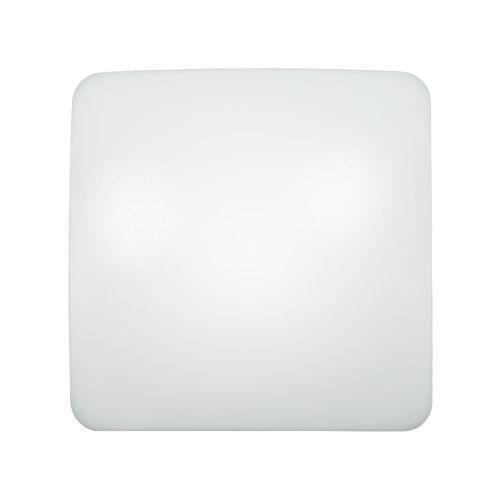 Relyence White 14-Inch 1800 Lumen 2700K LED Flush Mount