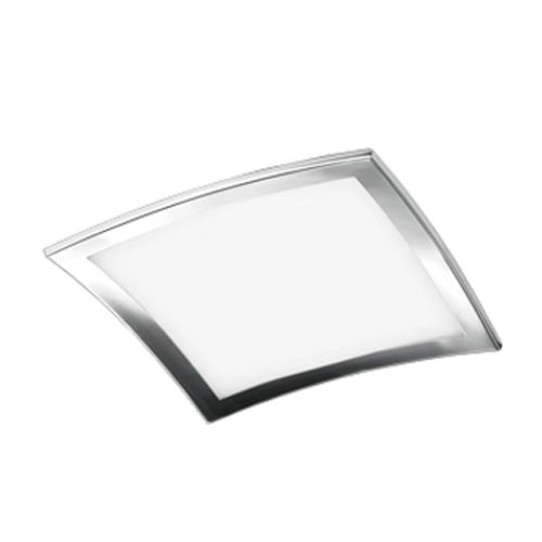 Jesco Lighting Group Grok Sui Large Chrome Flush Mount