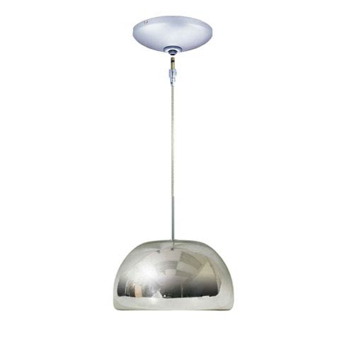 Envisage VI Chrome 6-Inch One-Light Low Voltage Dome Mini Pendant