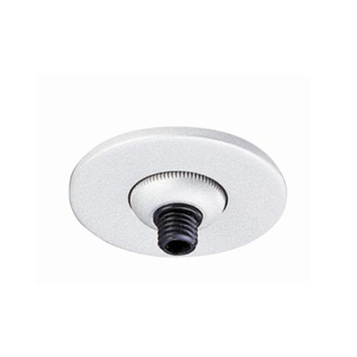 Jesco Lighting Group Satin Nickel Ceiling Monopoint Quick Adapt Small Flat Canopy