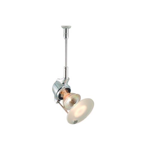 Abigail Satin Nickel Low-Voltage Quick Adapt Directional Spot