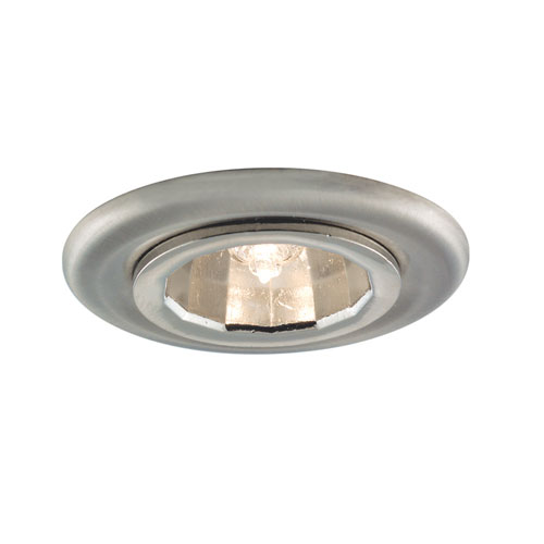Satin Chrome One-Light Mini Trim