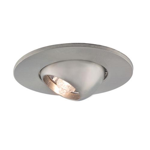 Satin Chrome One-Light Micro Eyeball
