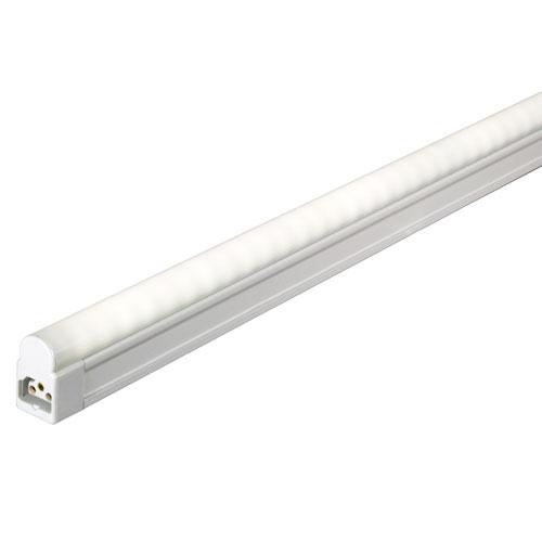 White 23-Inch LED Sleek Undercabinet Light, 3000K