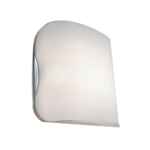 Jesco Lighting Group Grok Chyna Medium Satin Nickel Wall Sconce
