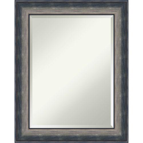 Quicksilver Silver 24W X 30H-Inch Bathroom Vanity Wall Mirror