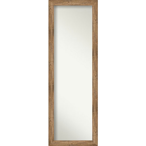 Owl Brown 17-Inch Full Length Mirror