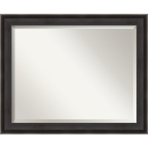 Allure Charcoal 32-Inch Wall Mirror