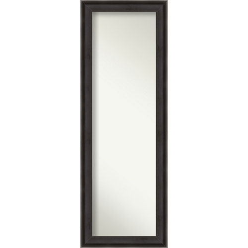 Allure Charcoal 18-Inch Full Length Mirror