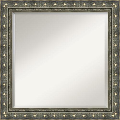 Barcelona Champagne 24-Inch Bathroom Wall Mirror