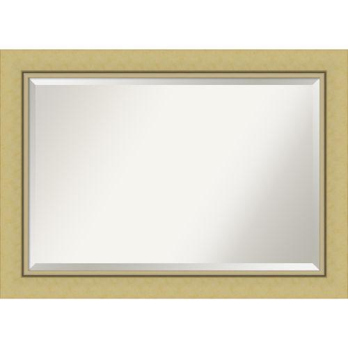 Landon Gold 42W X 30H-Inch Bathroom Vanity Wall Mirror