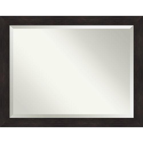 Espresso Bathroom Vanity Wall Mirror