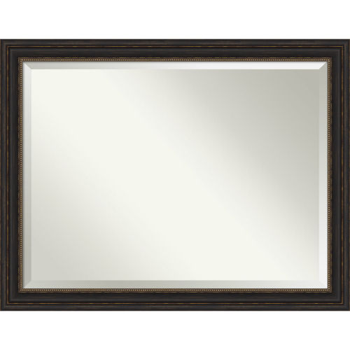 Bronze 45W X 35H-Inch Bathroom Vanity Wall Mirror