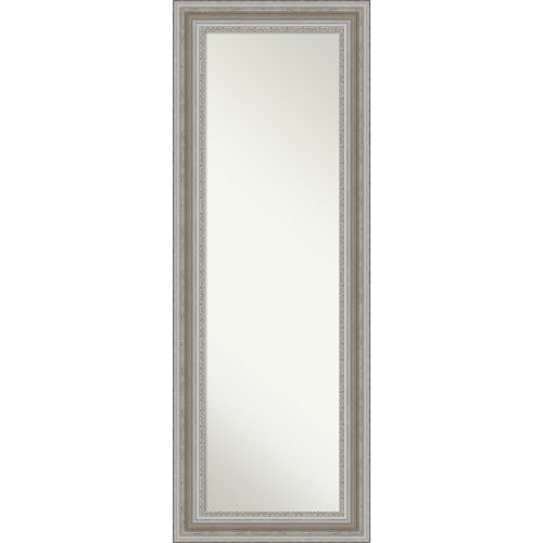 Parlor Silver 20W X 54H-Inch Full Length Mirror