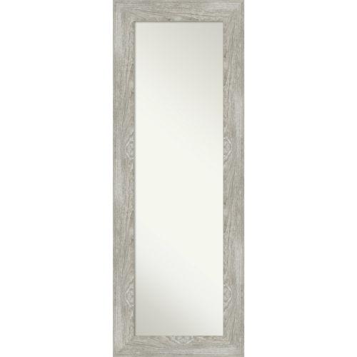 Dove Gray Full Length Mirror