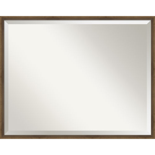 Lucie Bronze Bathroom Vanity Wall Mirror