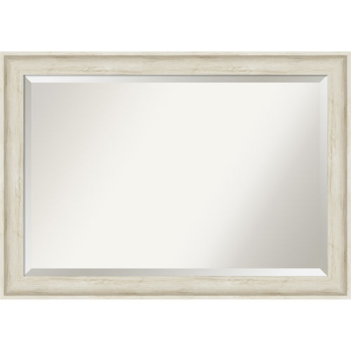 Regal White 41W X 29H-Inch Bathroom Vanity Wall Mirror
