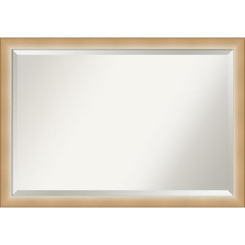 Eva Gold Bathroom Vanity Wall Mirror