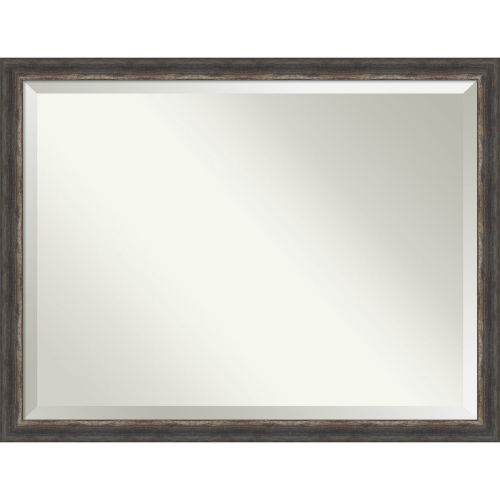 Bark Brown Bathroom Vanity Wall Mirror