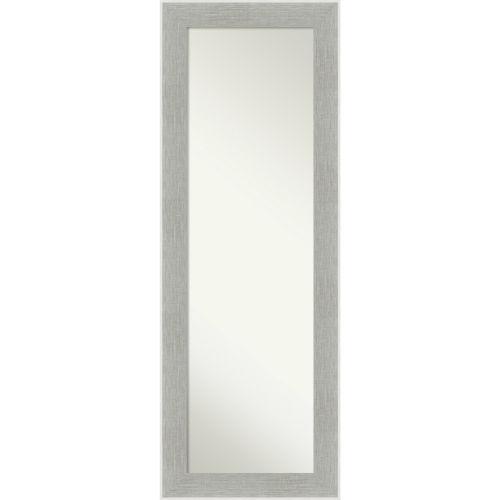 Gray Frame 19W X 53H-Inch Full Length Mirror
