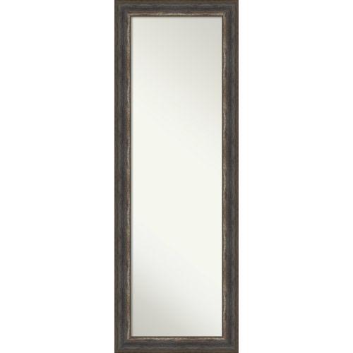 Alta Rustic Brown 19W X 53H-Inch Full Length Mirror
