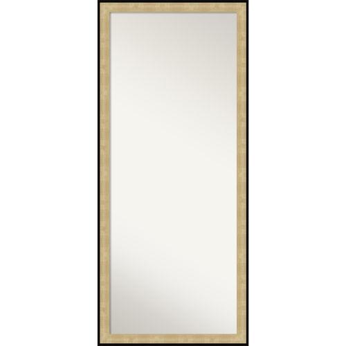 Swan Silver 28W X 64H-Inch Full Length Floor Leaner Mirror