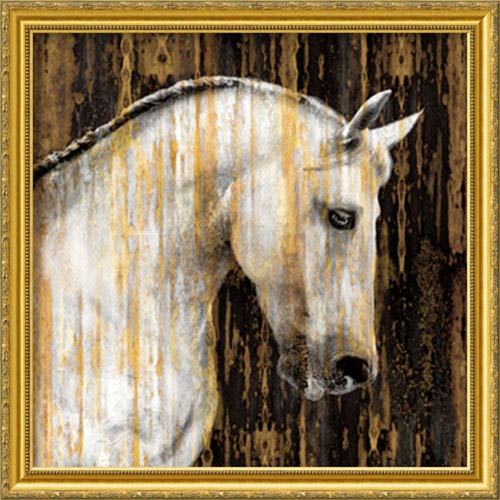 Amanti Art Horse II by Martin Rose: 30.5 x 30.5-Inch Print Reproduction
