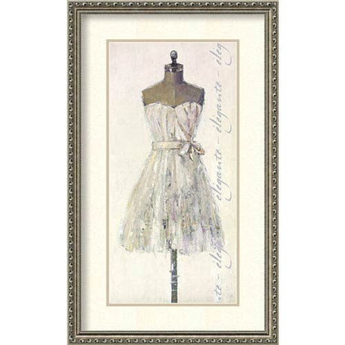 Amanti Art Elegante (Elegant) by Leila: 19 x 31-Inch Print Reproduction