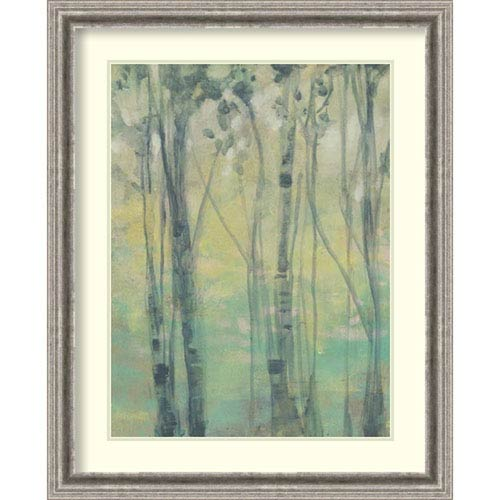 The Light in the Trees I by Jennifer Goldberger: 26 x 32-Inch Framed Art