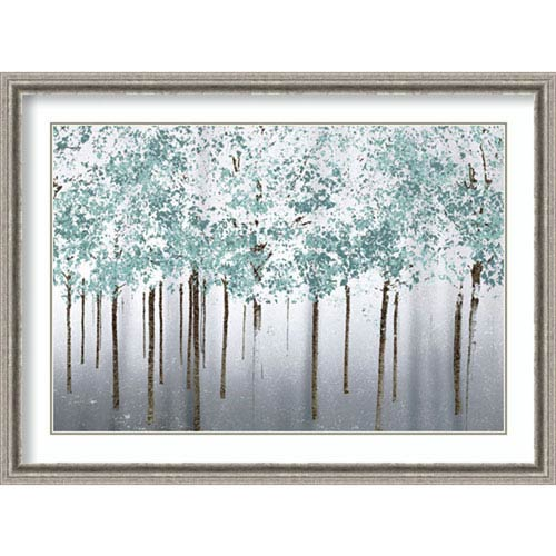 Into the Woods by Marvin Pelkey: 43 x 32-Inch Framed Art