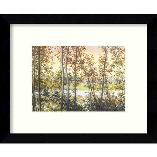Autumn Shady by Elissa Gore: 11 x 9-Inch Framed Art
