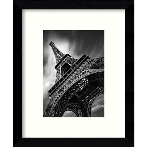Eiffel Tower Study 2 2011 by Moises Levy: 9 x 11-Inch Framed Art
