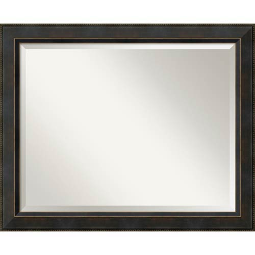 Amanti Art Signore 32 X 26 Inch Large Wall Mirror